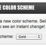 Color Switch Widget