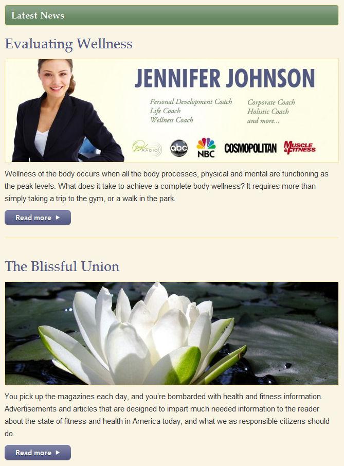 CoachPro: A WordPress theme for life coaches, wellness ...